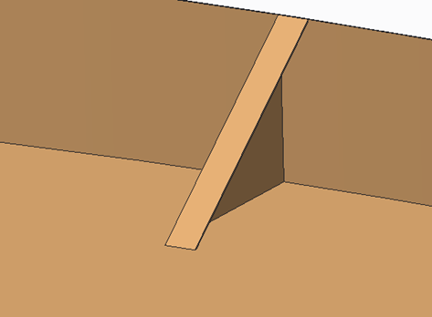 CAD Image of job prior to cutting