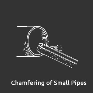 Chamfering-Small-Pipes-Belt-Sander