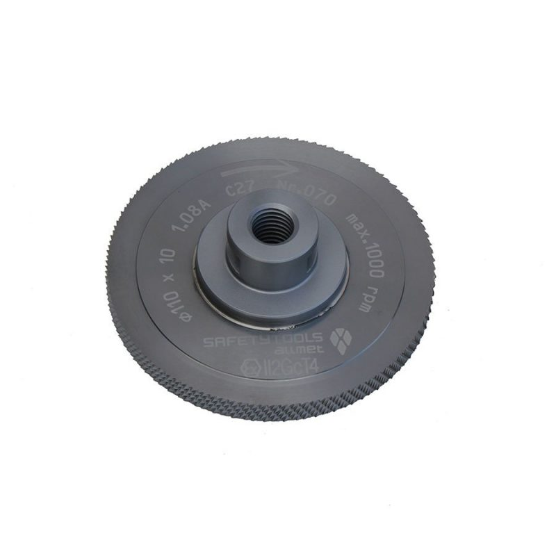 Weld Seam Removal Disc