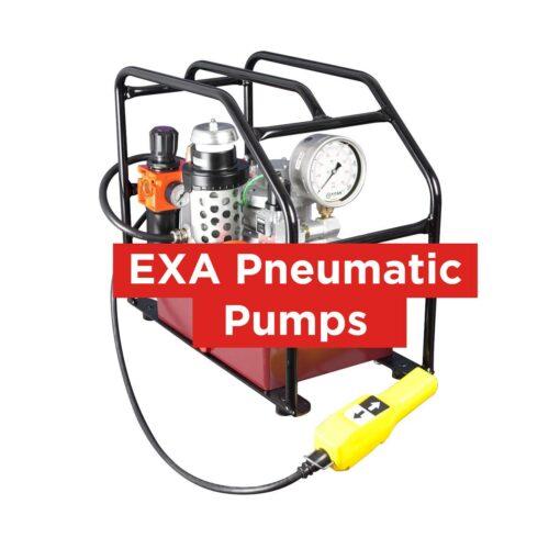 EXA Pneumatic Pumps