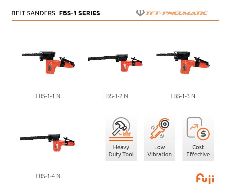 FBS-1 Series Belt Sanders Full list