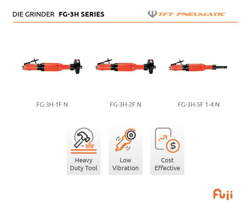 FG-3H-Series-Series Straight Die-Grinder