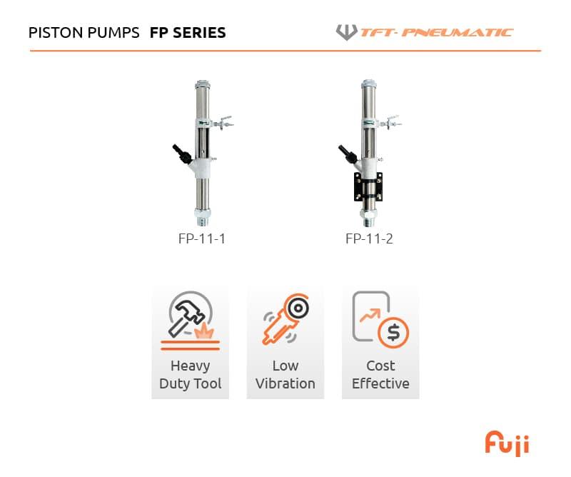 FP-11 Series - Piston Pumps 1