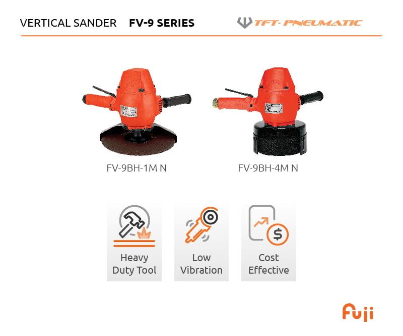 FUJI Tools FV-9 Series - Vertical Grinder 1