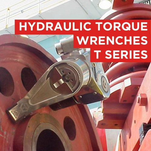 Hydraulic Torque Wrenches - T Series