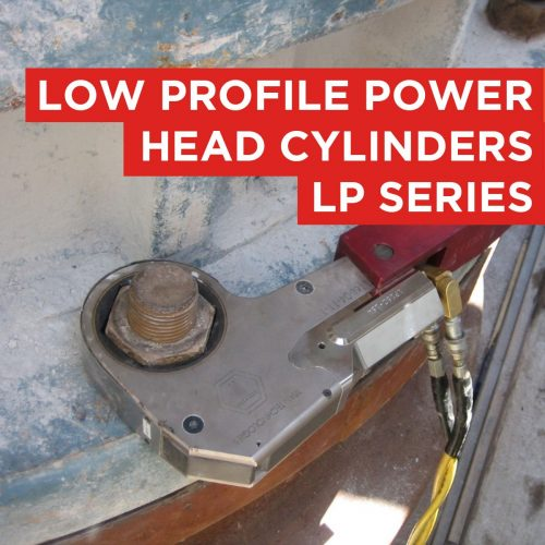 Low Profile Power Head Cylinders - LP Series