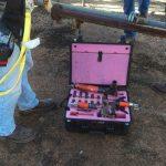 Grinding Solution Kit Air Tool Rental