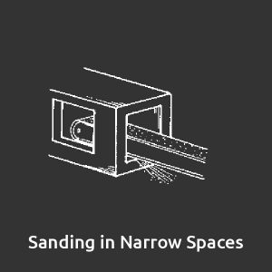 Sanding-Narrow-Spaces-Belt-Sander