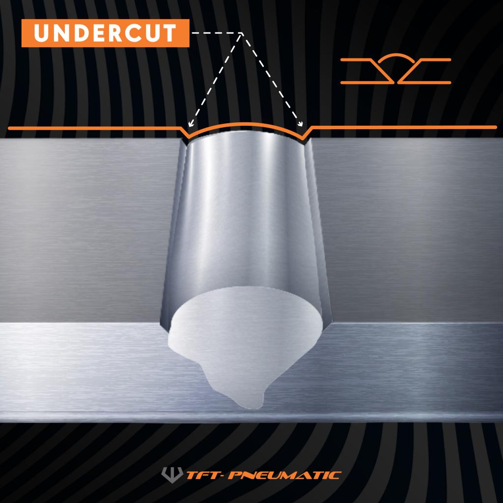 Undercut - Welding Defect