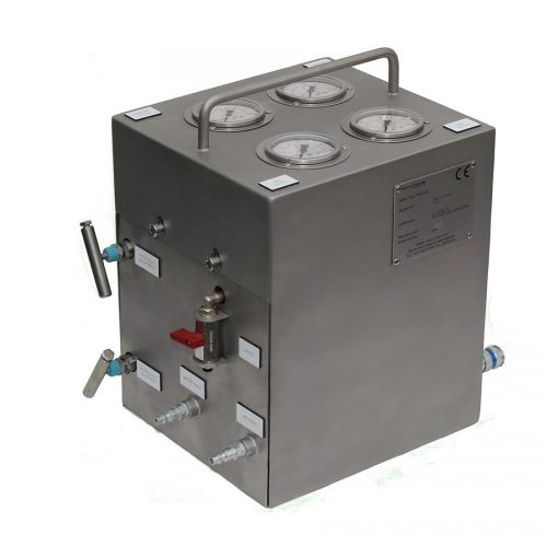 A-310 Water Control Box