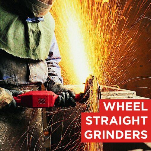 Wheel Straight Grinders