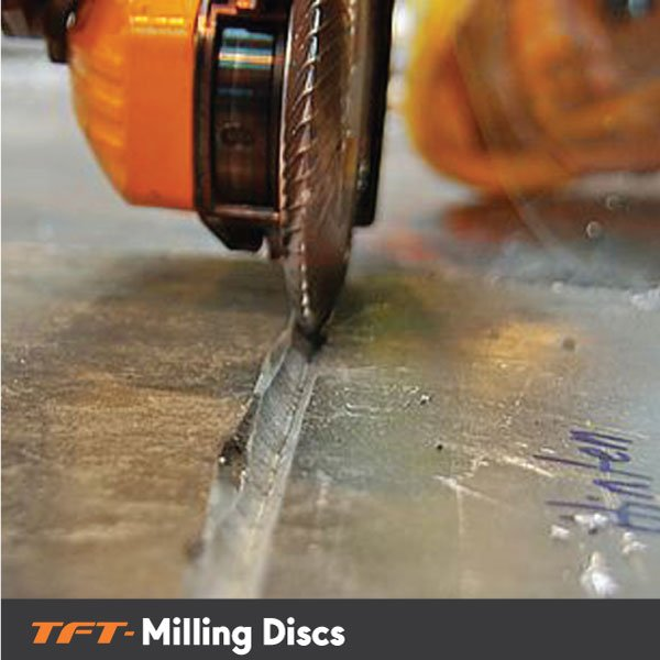 TFT Milling Discs Homepage Image